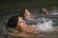 Therapeutic baths at the Termas de Papallacta Spa